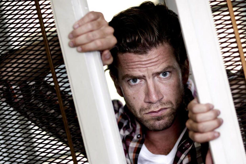 Nikolaj Lie Kaas er med i den tredje sæson af Forbrydelsen.
