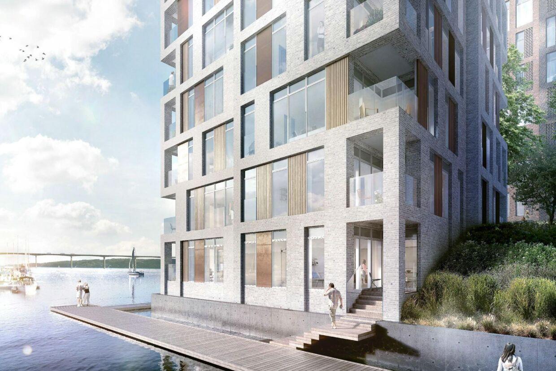 Her er Jyllands dyreste lejlighed | BT Bolig - www.bt.dk