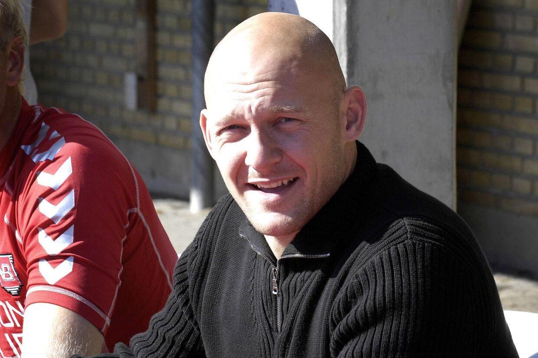 Thomas Gravesen har tidligere åbnet for en rolle i Vejle Boldklub.