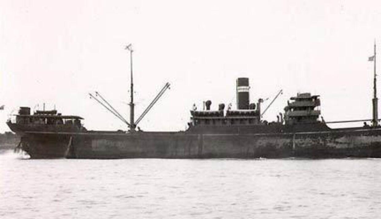 Dette dampdrevne handelsskib er blevet fundet på havets bund og skulle have en milliardskat i lasten.