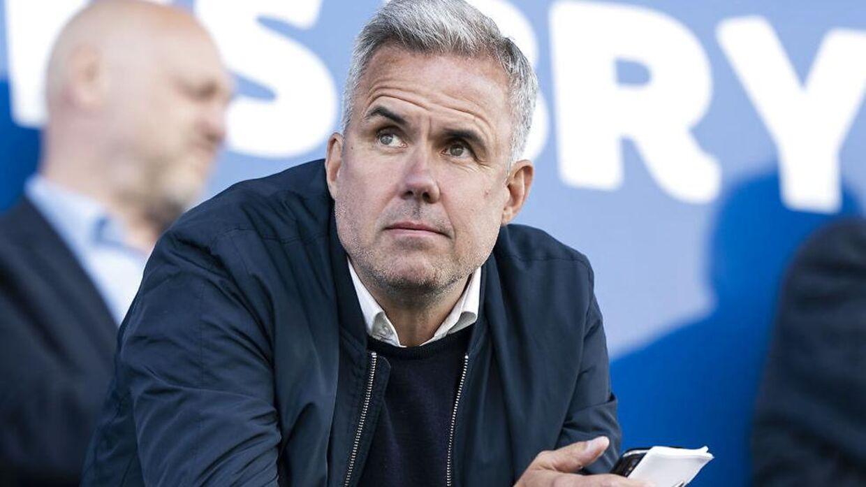 Hemmingsen forklarer, at Michelsen også er træner torsdag mod Sønderjyske.
