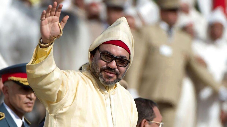 Kong Mohammed 6.