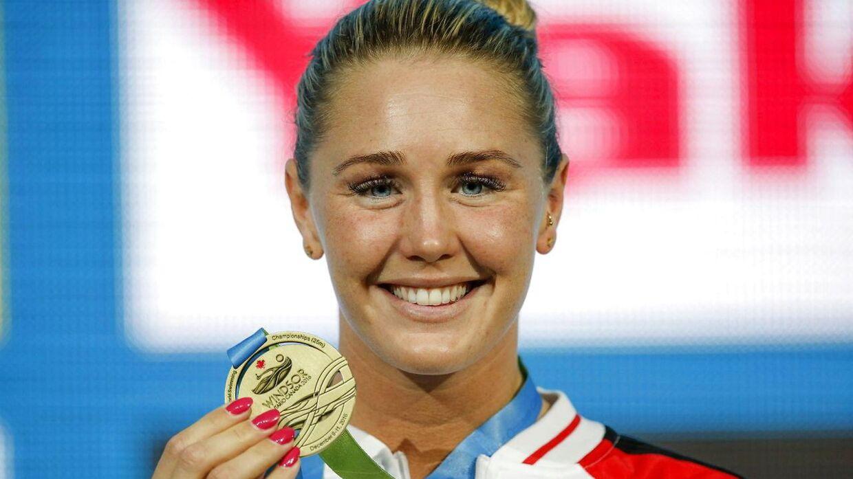 Jeanette Ottesen har vundet mange guldmedaljer i sin karriere.