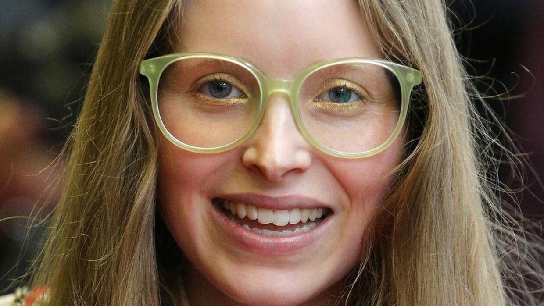 'Harry Potter'-stjernen Jessie Cave venter sit tredje barn.