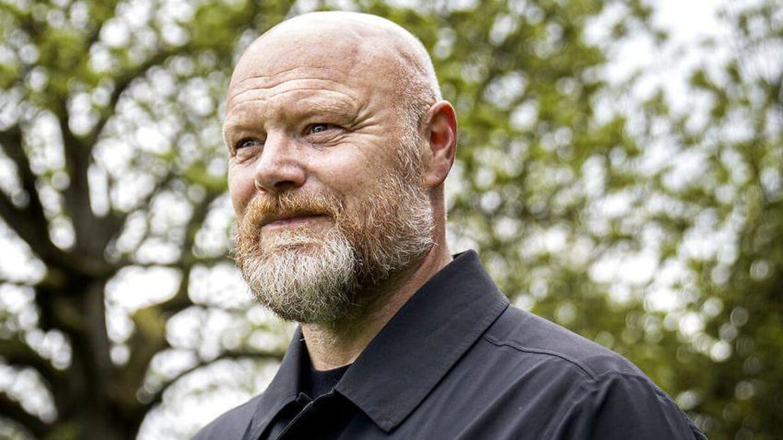 Mads Steffensen kalder 'Fællessang' for et af fyrtårnene i hans karriere.
