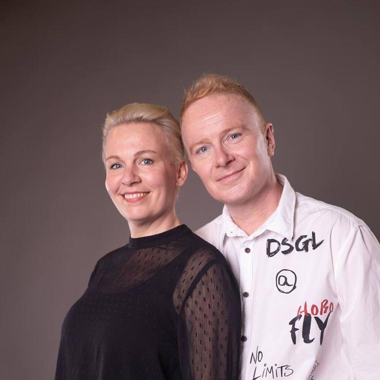 Anne Mette og Tomas er klar med deres debutsingle.
