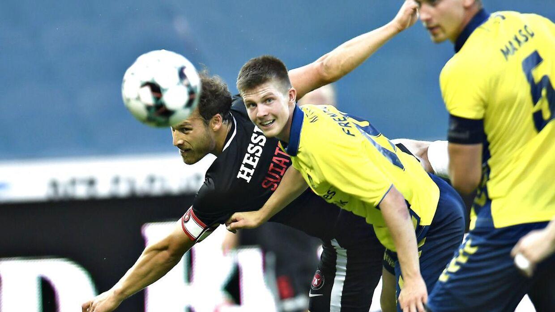 Erik Sviatchenko er ikke imponeret over FCK.