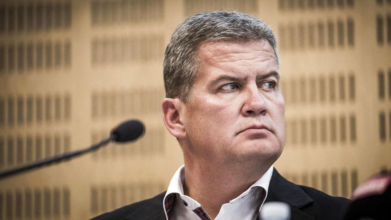 Michael Ask, direktør i Anti Doping Danmark.