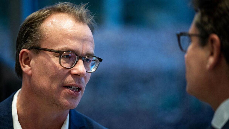Statsministeriets stabschef Martin Rossen skifter job. Hans kal fremover arbejde for firmaet Danfoss (Arkivfoto: Niels Christian Vilmann/Ritzau Scanpix)