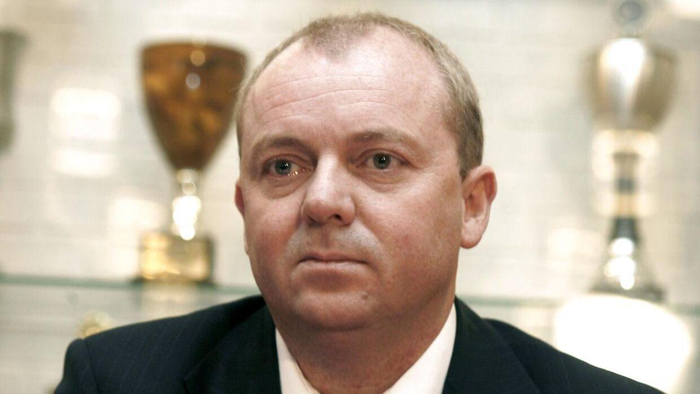 Den administrerende direktør i Silkeborg IF, Kent Madsen.