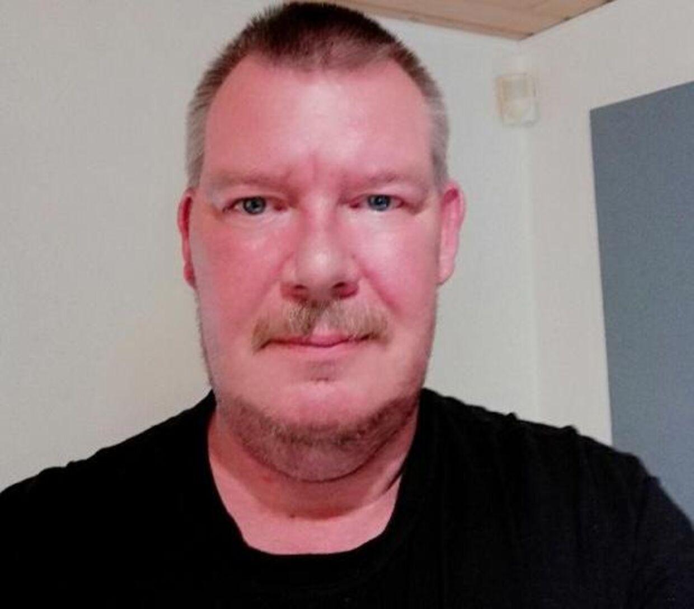 Henrik Sørensen, 54 år.