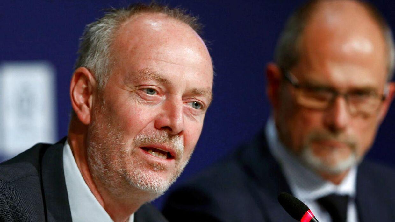 Claus Thomsen kalder det urealistisk med mere end 500 personer på stadion til kampen mellem FC København og FC Midtjylland.