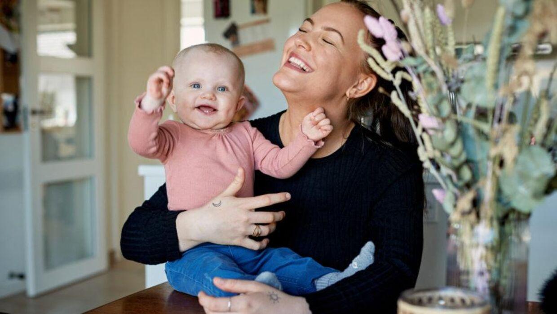 Majbrit fra 'De unge mødre' (Foto: Krestine Havemann)
