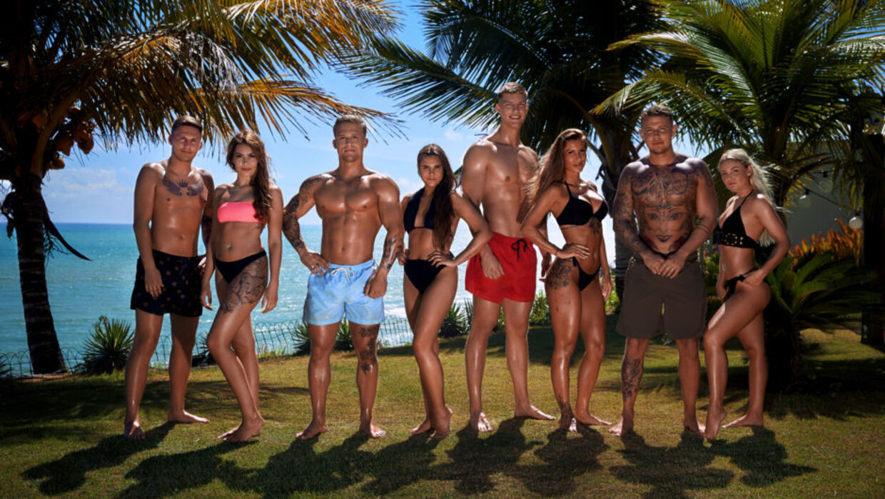 'Ex on the Beach' sæson 4