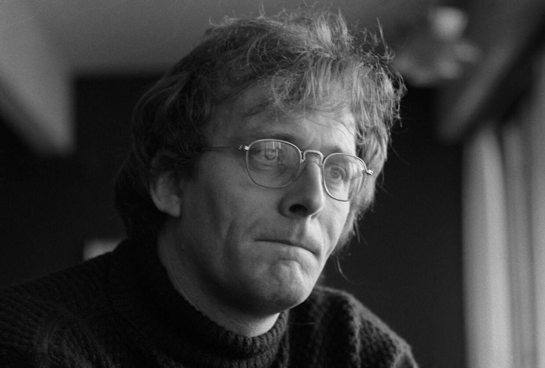 Mogens Amdi Petersen i 1975. Kort efter etablerede han 'Den Rejsende Højskole', der senere blev til Tvind.