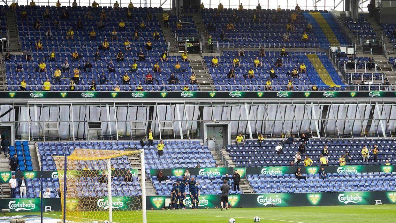 Brøndby IF fik lov at få 3.000 fans af hjemmeholdet med på stadion til opgøret mod FC København i weekenden.