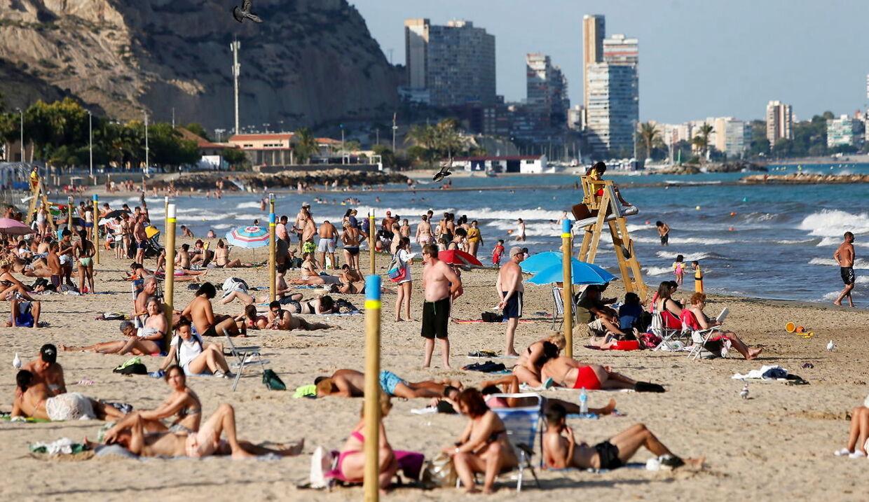 Spanske strande vil nok alligevel få besøg af danske turister.