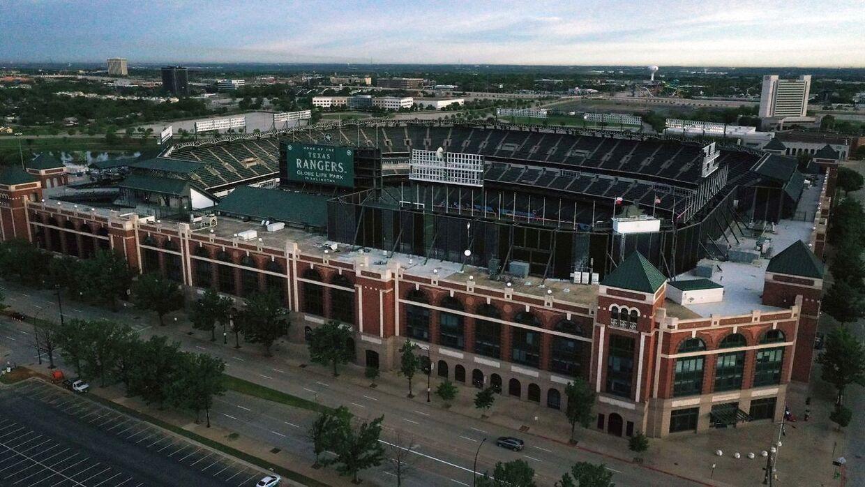 Den tidligere hjemmebane Globe Life Park var hjemmebane for Texas Rangers fra 1994-2019.
