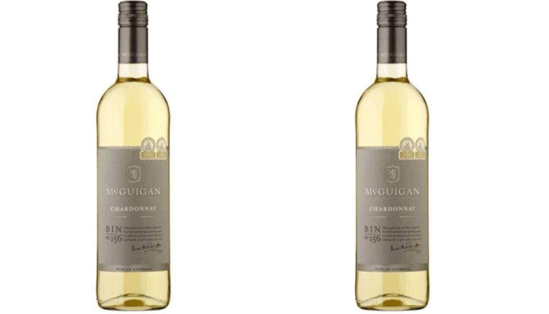 McGuigan Classic Chardonnay 2017, hvidvin