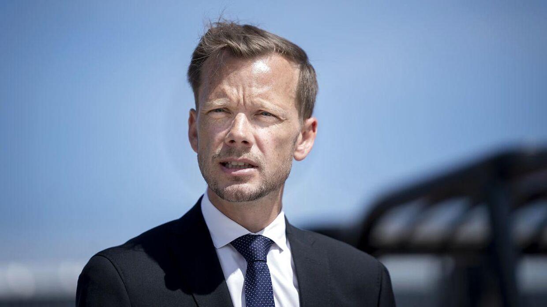 Beskæftigelsesminister Peter Hummelgaard (S).