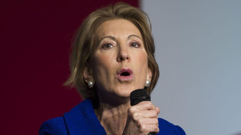 Carly Fiorina, tidligere republikansk præsidentkandidat, siger, hun stemmer på Joe Biden ved det kommende valg.