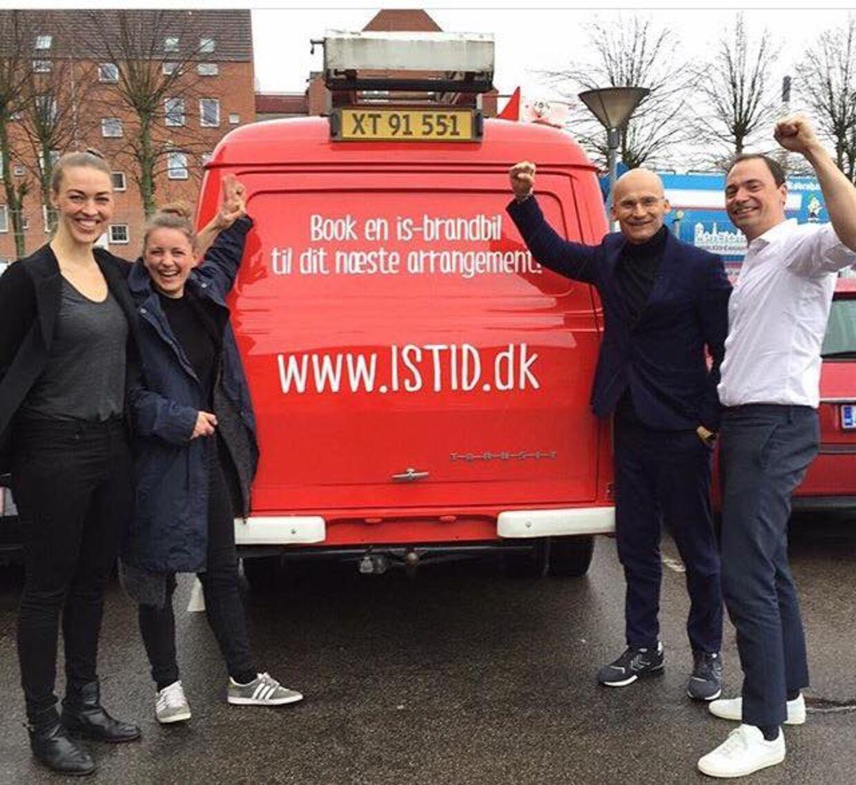 Nina Victoria Berg og Anniken Sand fik en investering på samlet 450.000 kroner fra Tommy Ahlers og Christian Stadil, da de deltog i 'Løvens Hule'.
