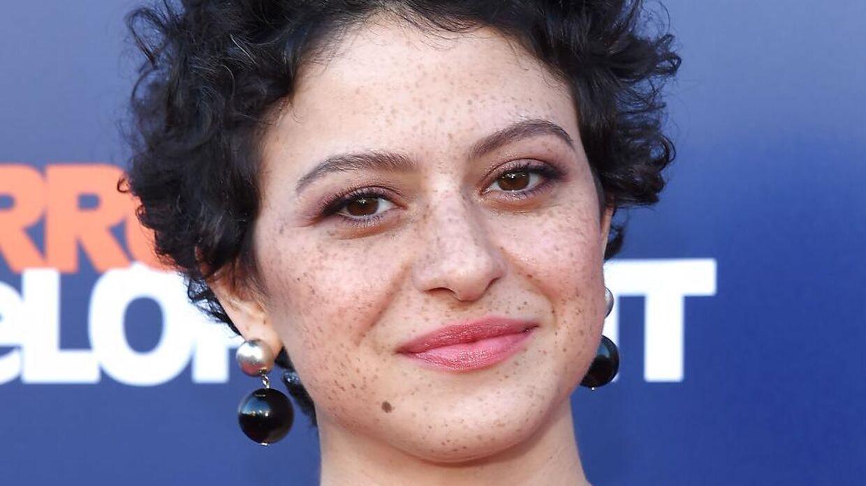Skuespilleren Alia Shawkat spiller Maeby Fünke i 'Arrested Development'.