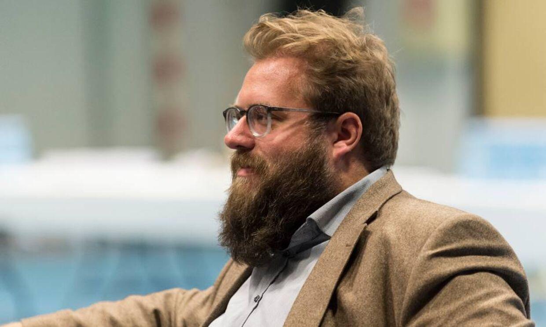 Mandag blev Jesper Kraft fyret som Venstre-formand Jakob Ellemann-Jensens særlige rådgiver. Arkivfoto: Mads Dalegaard/Ritzau-Scanpix