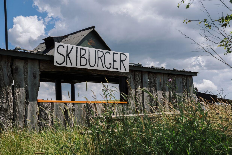 Nogen der skal have en skiburger?