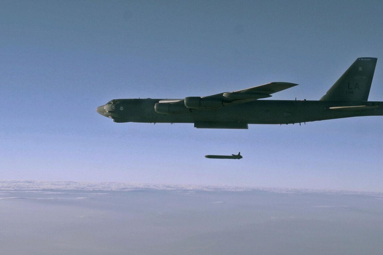 Ruslands udenrigsministerium beskylder USA for at være slået ind på en destruktiv kurs i forhold til den indgåede CTBT-traktat om forbud mod atomprøvesprængninger. Us Air Force/Ritzau Scanpix