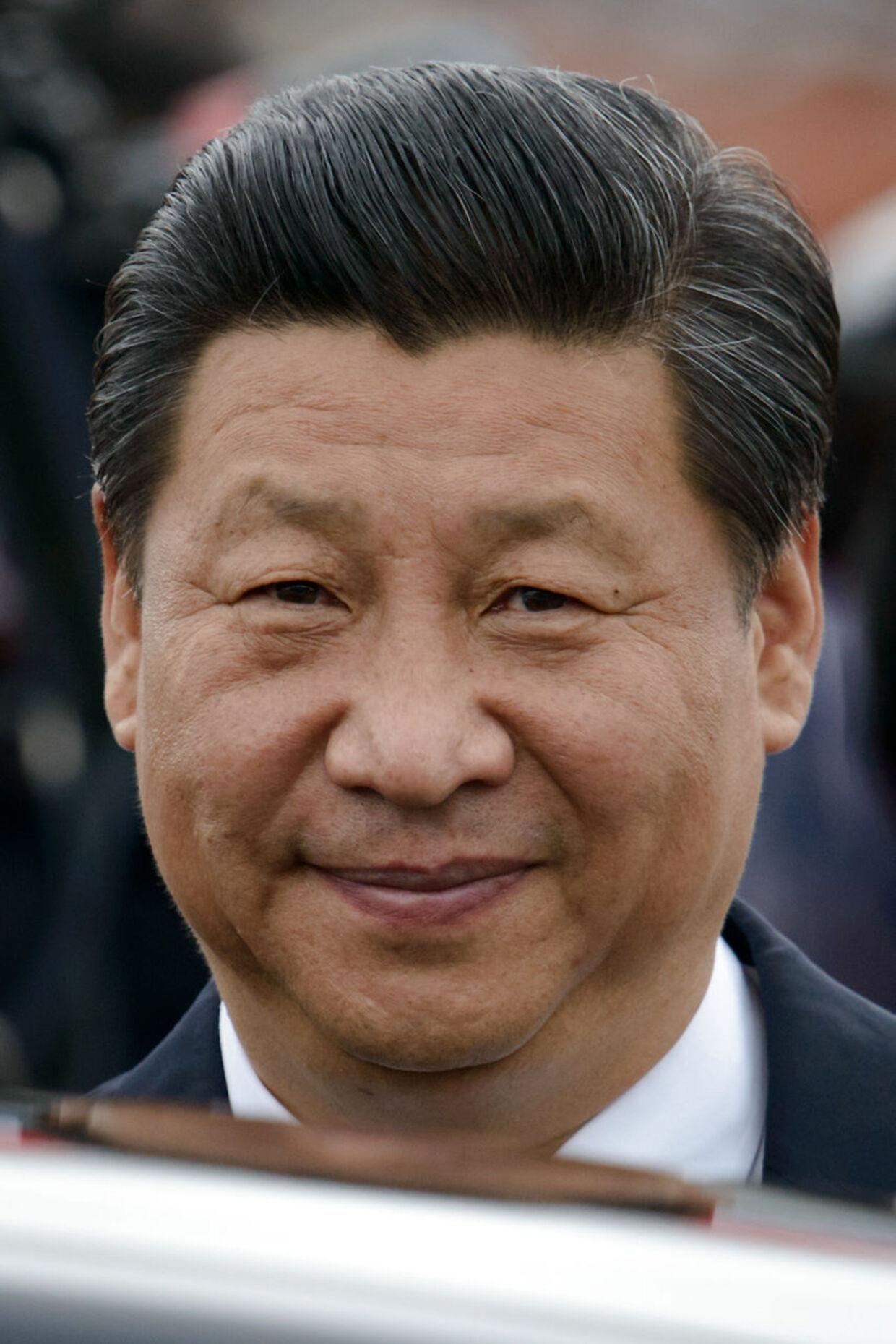 Xi Jinping, Kinas præsident.