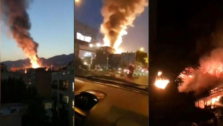 Hovedparten af de dræbte i eksplosion på sundhedscenter i Teheran er kvinder, oplyser byens brandmyndighed.