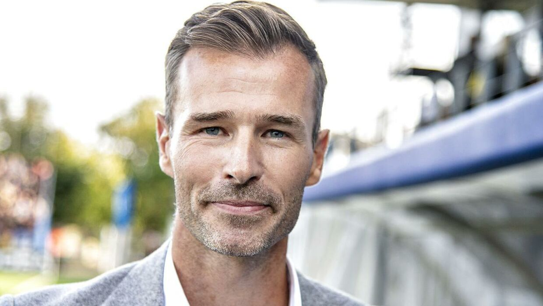 Thomas Bælum, adm. direktør i AaB.