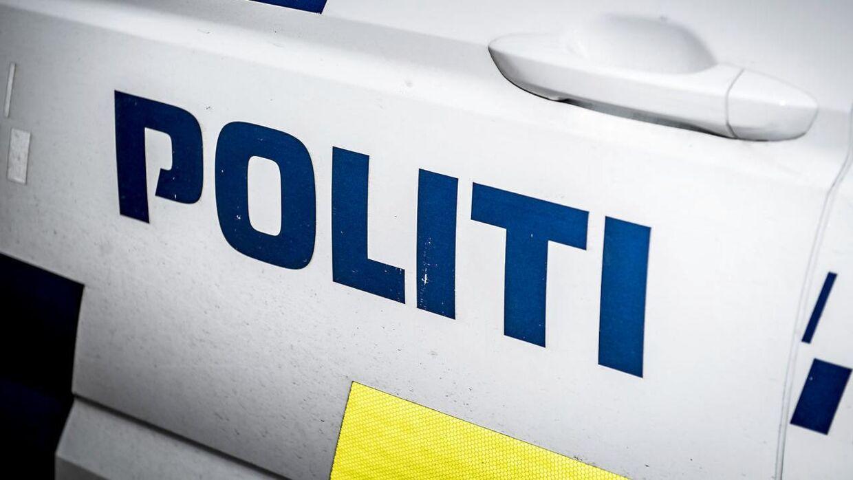 Politiet rykkede sent onsdag aften ud til et knivstikkeri i Nordjylland. (Arkivfoto)