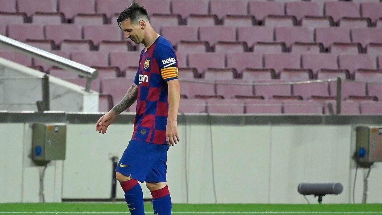 33-årige Lionel Messi.
