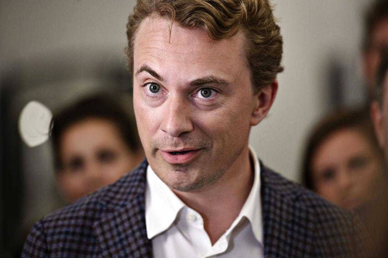 Morten Messerschmidt er et af kriseramte Dansk Folkepartis stærkeste kort.