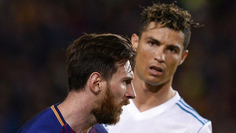 Messi og Ronaldo i Juventus ville være en drøm.