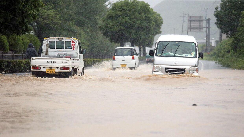 Den lokale indsatsleder, Naosaka Miyahara, siger, at tallene for antal døde og savnede vil stige.
