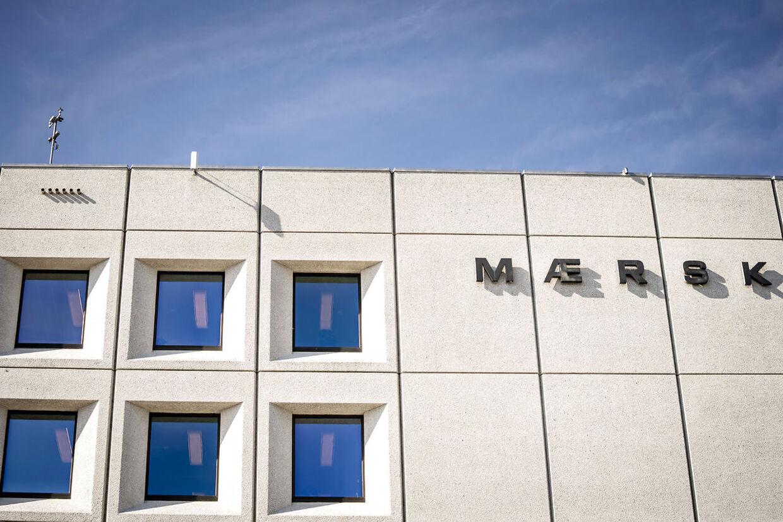Meget uheldig sag om smugling af stor mængde kokain har ramt Mærsk. (Foto: Mads Claus Rasmussen/Ritzau Scanpix)