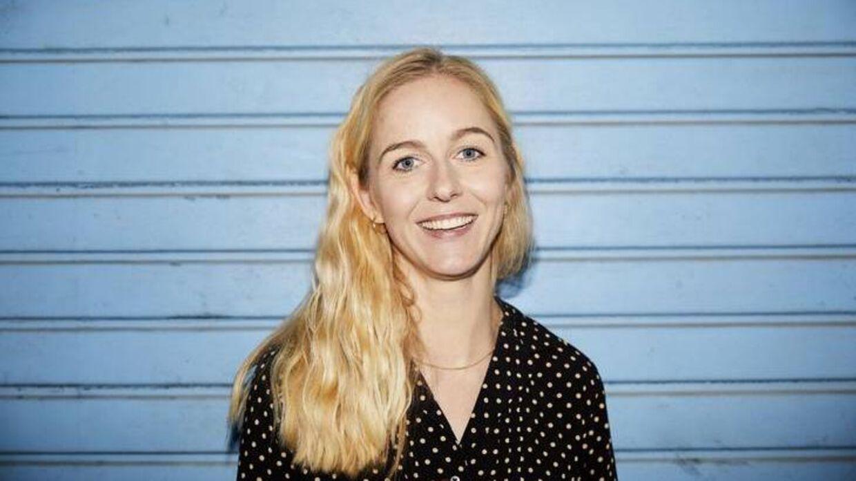 Radioværten Julie Hornbek Toft fik sit radiogennemsbrud i eftermiddags programmet 'Stegger og Toft'.