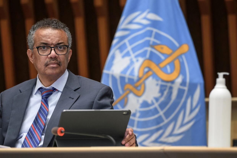 - Det er dybt bekymrende, siger WHO's generalsekretær, Tedros Adhanom Ghebreyesus, om undersøgelse, der peger på risiko for at mangle livsvigtig hiv-medicin. Pool/Reuters
