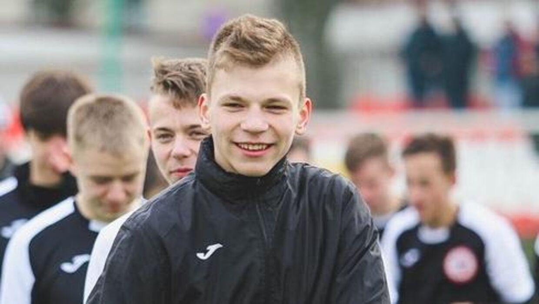 Ivan Zaborovskiy er kun 16 år.