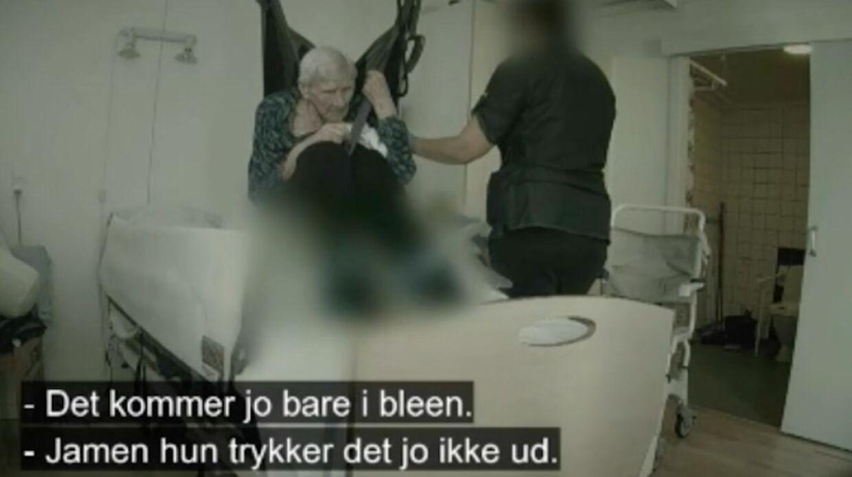 Klip fra TV 2's dokumentar.