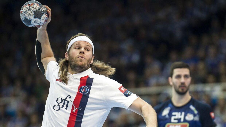 Mikkel Hansen spiller til dagligt i franske PSG.