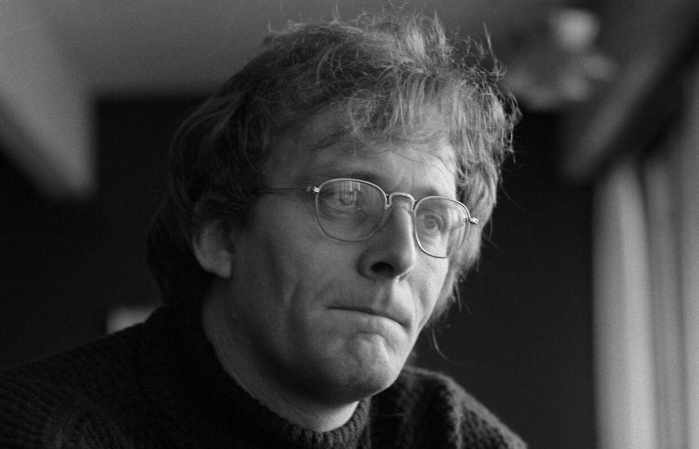 En ung Mogens Amdi Petersen i 1975. Han har svinget dirigentstokken i Tvind i fire årtier og gør det stadigvæk, afslører dokument.
