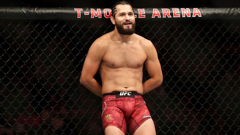 Jorge Masvidal har en stor opgave foran sig for at nå vægtgrænsen inden weekendens kamp mod Kamaru Usman.