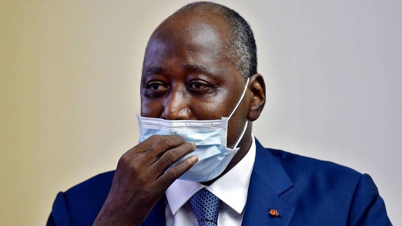 Elfenbenskysten har onsdag mistet sin premierminister, Amadou Gon Coulibaly. Han blev 61 år.
