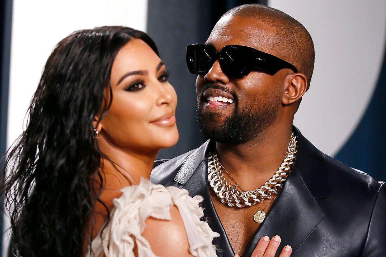 Kim Kardashian støtter angiveligt sin mand, Kanye West, som USA's næste præsident.
