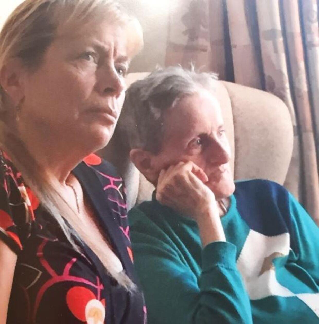 Kirsten og Inger Lise.