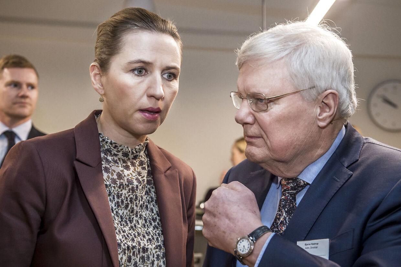 Bjarne Hastrup, administrerende direktør i Ældre Sagen, kræver handling af regeringen.